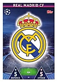 Real Madrid Club Badge