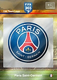 Paris Saint-Germain  Team Logo