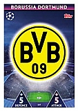 Borussia Dortmund Club Badge