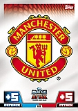 Man United Club Badge