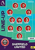 Sheffield United Line Up