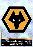 Wolves Badge