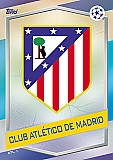 Ahletico Madrid Badge