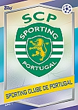 Sporting Portugal Badge