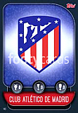 Atletico Badge