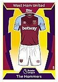 West Ham Kit