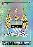 Man City Club Badge