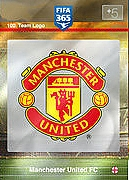 Man U Team Logo