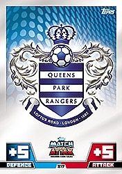 QPR Club Badge