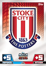 Stoke Club Badge