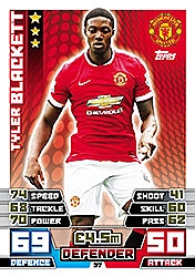 Tyler Blackett