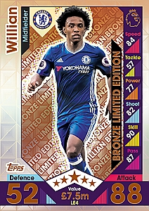 Willian Bronze