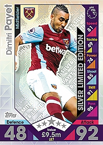 Payet  Silver