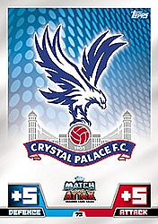 Crystal Palace Club Badge